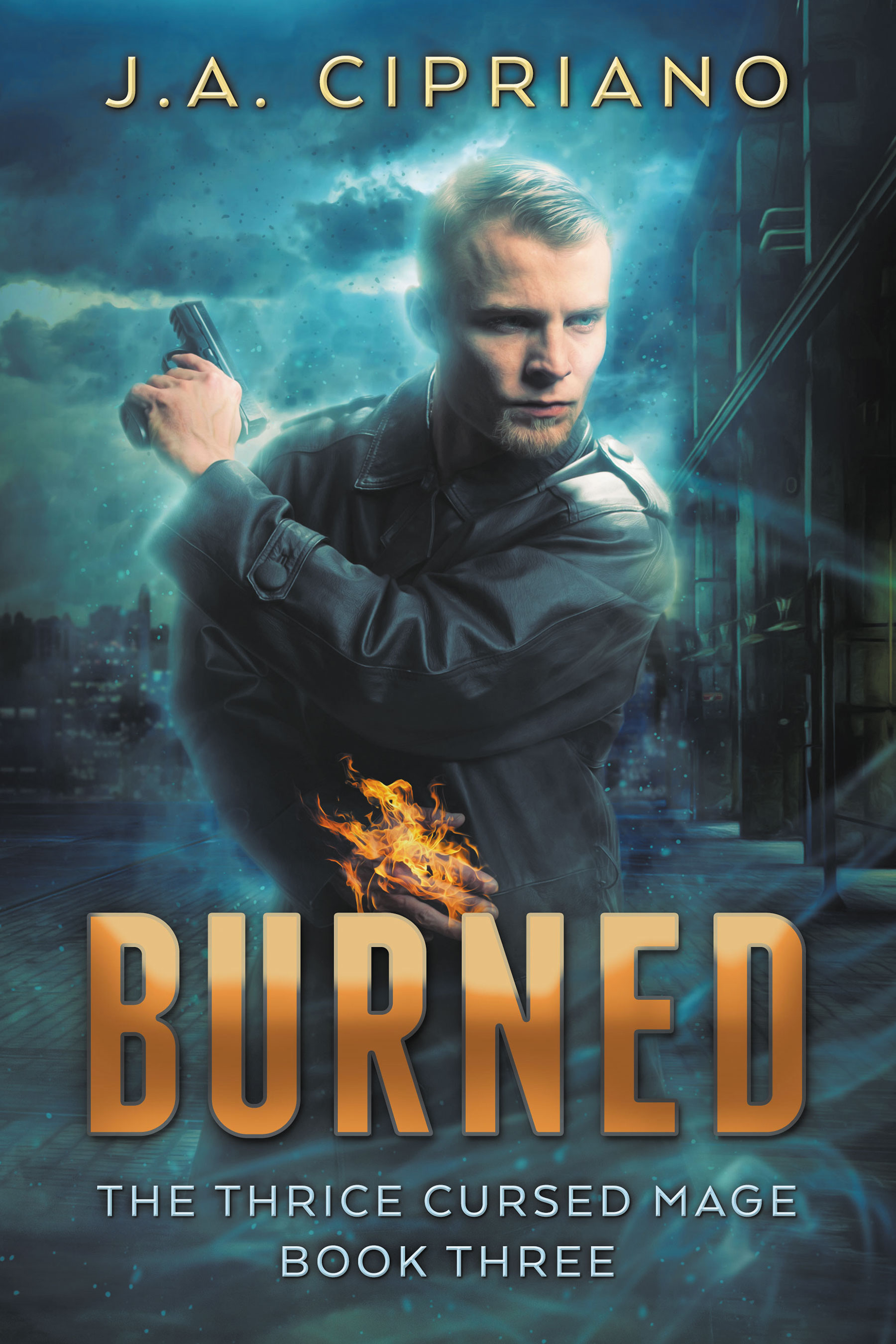 Burned is finally out!
