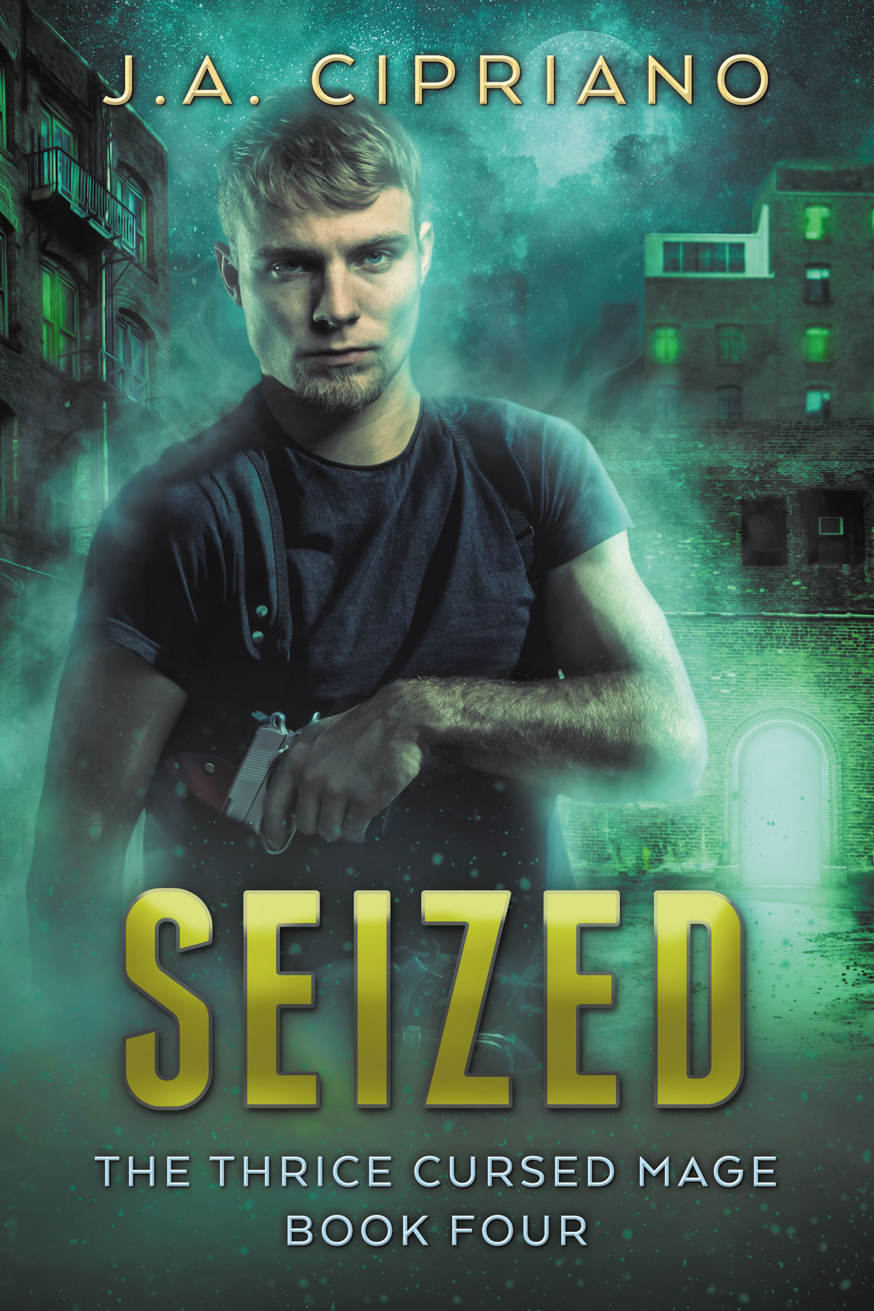 Seized is finally out!